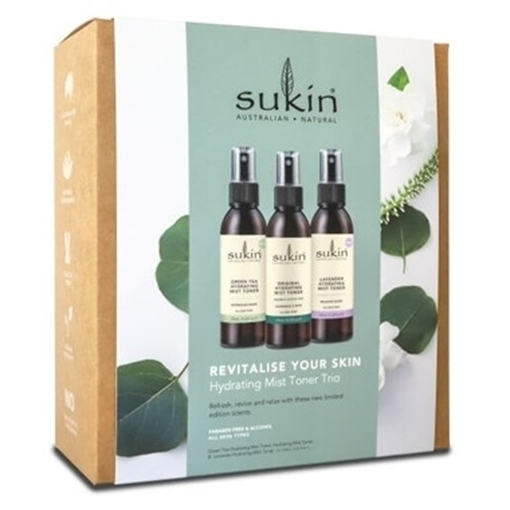 Picture of Sukin Revitalize Your Skin Gift Set