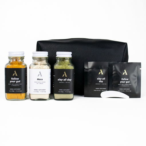 Picture of Apothekary You Gut This Gift Set