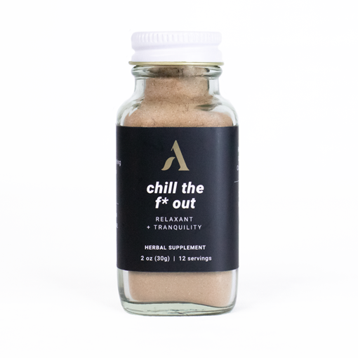 Picture of Apothekary Chill The F* Out, 2oz