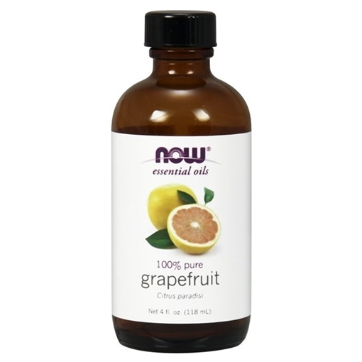 Picture of NOW Foods Grapefruit Oil, 30mL