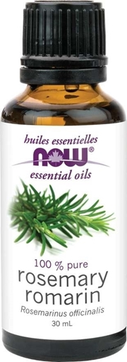 Picture of NOW Foods Organic Rosemary Oil, 30mL