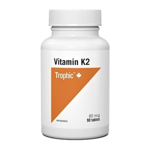 Picture of Trophic Vitamin K2, 90 tabs