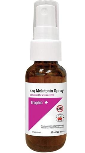 Picture of Trophic Melatonin Spray, 30ml