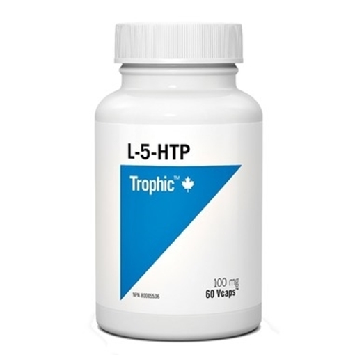 Picture of Trophic L-5-HTP, 60 caps